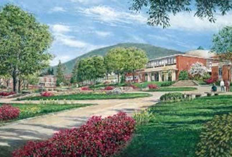 ASU East Campus Chiller Facility