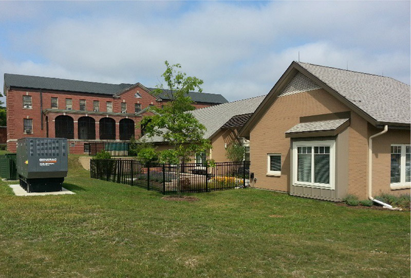 Construct Green House Nursing Home Facility
