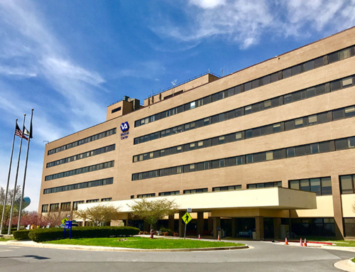 Martinsburg VA Medical Center – Construct Outpatient Addition & New Handicap Staff Entrance – Martinsburg, West Virginia