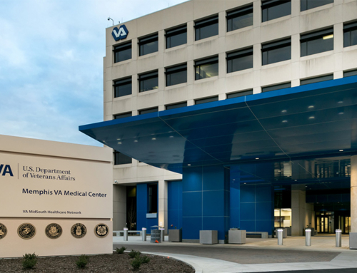 Memphis VA Medical Center – Construct Building 7 Spinal Cord Injury / Outpatient Addition North – Memphis, TN