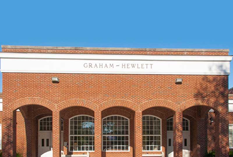graham-hewlett hall uncw